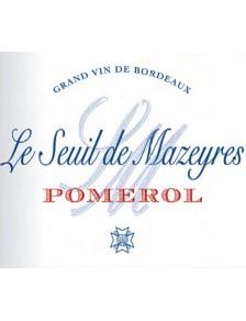 Le Seuil de Mazeyres 2014