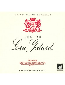Château Cru Godard (Bio) 2015