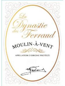 "P. Ferraud - Moulin à Vent ""La Dynastie des Ferraud"" 2015"