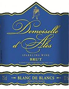 Damoiselle d'Alès Brut Blanc de Blancs x6