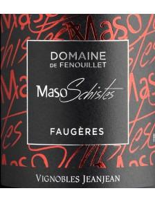 Domaine Fenouillet - MasoSchistes 2015 x6