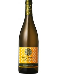 Les Tannes en Occitanie - Chardonnay 2016 x6
