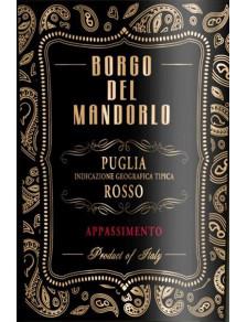 Borgo del Mandorlo Appassimento Puglia IGT Rosso 2018
