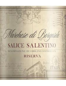 Marchese di Borgosole - Salice Salentino DOC Riserva 2016