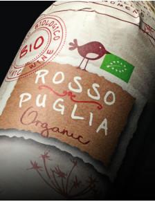 Uccellini Primitivo Rosso Puglia IGT 2018
