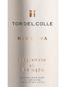 Tor del Colle - Sangiovese di Romagna DOC Riserva 2014