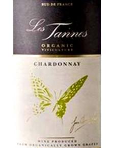 Les Tannes Blanc BIO (Chardonnay) 2018