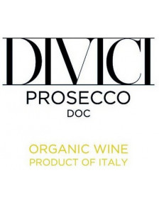 DIVICI - Prosecco Spumante DOC Organic Extra Dry