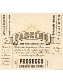 Fascino - Prosecco Frizzante DOC Organic Extra Dry