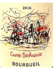 """Bourgueil - Cuvée """"Déchainée"""" 2018"""