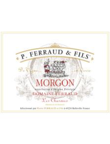 """P. Ferraud - Morgon """"Les Charmes"""" 2018"""