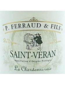 "P. Ferraud - Saint-Véran ""La Chardonneraie "" 2017"