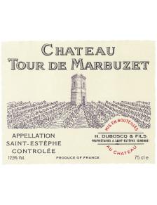 Château Tour de Marbuzet 2015