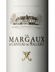 Le Margaux de Malleret 2015