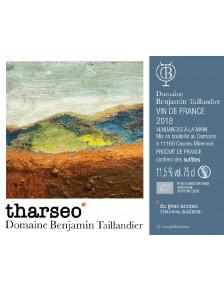 Tharséo VDF Bio 2018