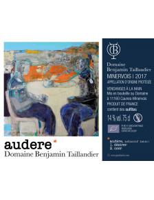 Audere Minervois 2017