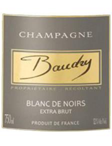 Champagne Baudry Extra-Brut Blanc de Noirs