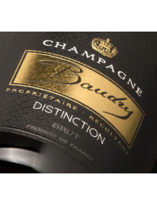 Champagne Baudry Brut Distinction