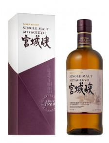 MIYAGIKYO Single Malt 45%