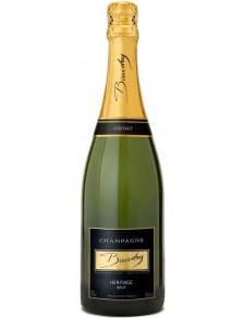 Champagne Baudry Brut Héritage x6