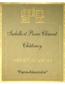 Menetou-Salon Blanc Pierre-Alexandre 2017