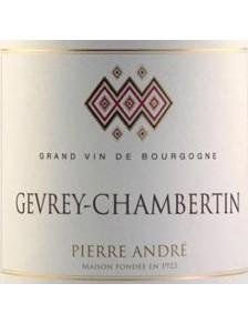 Pierre André - Gevrey-Chambertin 2018