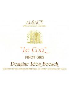 "Pinot Gris - ""Le Coq"" Bio 2017"