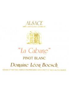 """Pinot Blanc - """"La Cabane"""" Bio 2016"""