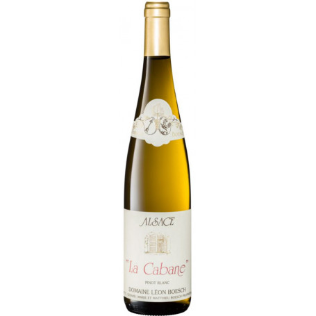 """Pinot Blanc - """"La Cabane"""" Bio 2017"""