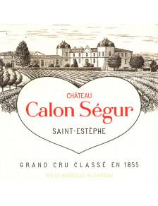 Château Calon Ségur 2014