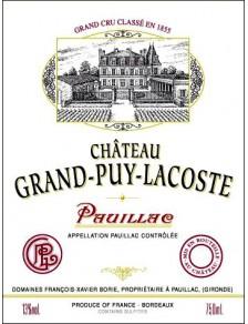 Château Grand Puy Lacoste 2015