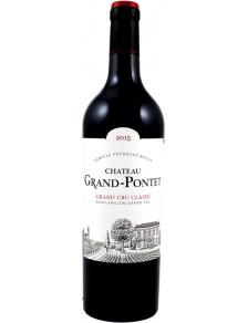 Château Grand Pontet 2015