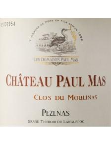 Château Paul Mas - Clos du Moulinas 2018