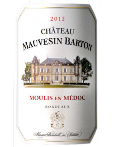 Château Mauvesin Barton 2012