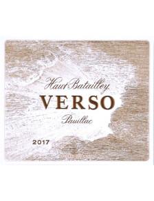 Haut-Batailley Verso 2017