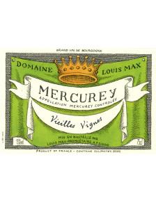 Louis Max - Mercurey Vieilles Vignes Blanc 2018