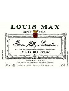Louis Max - Mâcon Milly Lamartine Clos du Four Blanc 2018