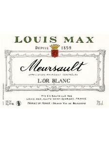 Louis Max - Meursault L'Or Blanc 2018