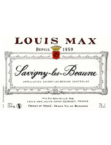 Louis Max - Savigny-les-Beaune 2017
