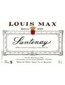 Louis Max - Santenay Rouge 2017