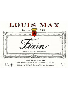 Louis Max - Fixin Rouge 2018