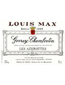 "Louis Max - Gevrey Chambertin ""Les Azerottes"" 2016"