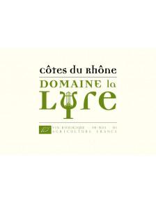 Domaine de La Lyre - Côtes du Rhône Blanc Bio 2019