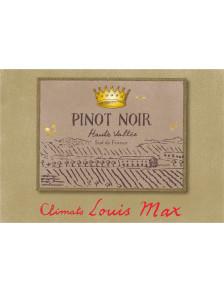 Louis Max Climats - Haute Vallée Pinot Noir Pays d'Oc 2019
