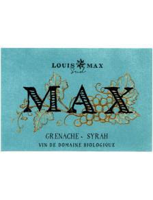 MAX by Louis Max - Côtes du Rhône Rouge Bio 2019