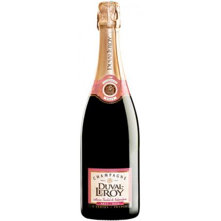 Champagne Duval-Leroy Brut Rosé