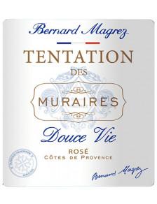 Douce Vie Tentation Les Muraires 2019 - Côtes de Provence Rosé