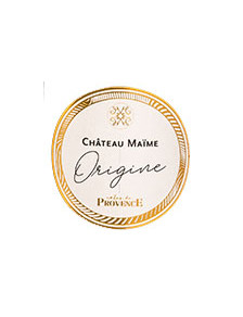 Château Maïme - Origine Côtes de Provence Rouge 2014