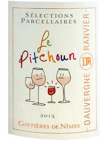 """""""Le Pitchoun""""  Lubéron rouge 2019"""