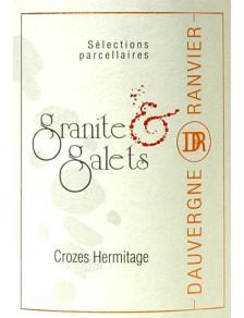 Dauvergne Ranvier - Crozes Hermitage Granite & Galets 2017